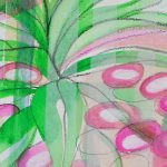 David Hawkins artist flowers Herm 3 detail 2 web